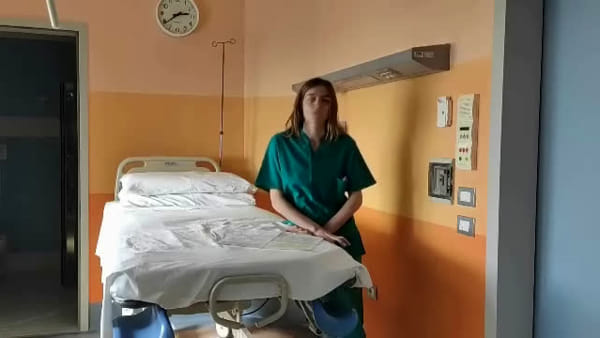 Ospedale San Giacomo: un video per i futuri genitori del punto nascita