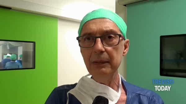 Dagli Stati Uniti e dall'Australia per imparare la chirurgia trevigiana