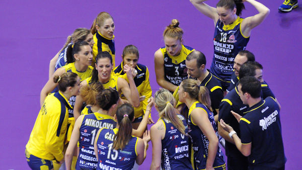 Imoco Volley: weekend intenso per le Pantere e Intervista a Fiorin