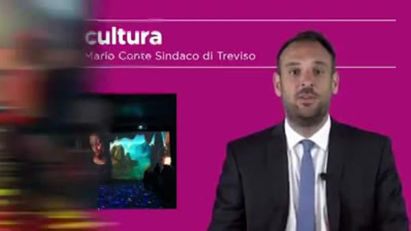 Conte, un video per celebrare il primo anno da sindaco di Treviso