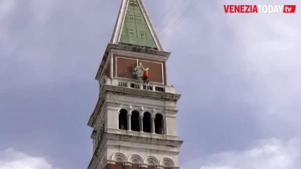 Linda Pani, Angelo del Carnevale di Venezia: «E' stato un sogno»