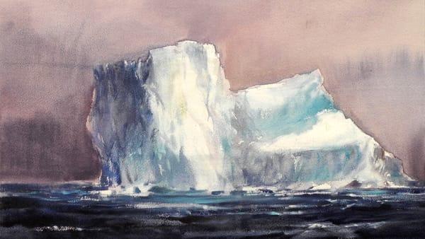 Ad Asolo una mostra di acquerelli in difesa del clima