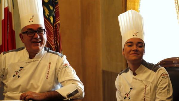 """""""Young Chef Olympiad 2020"""": il Maffioli andrà in India con la sua allieva Giorgia Ceccato"""