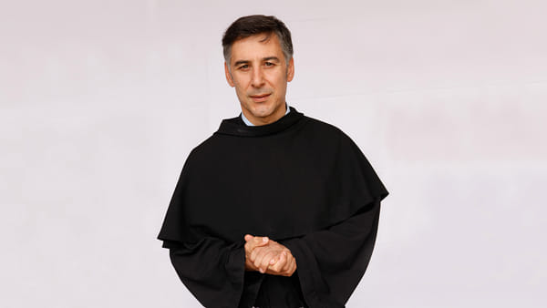 """Padre Enzo Fortunato a Fabrica: """"Che cos'è un ribelle? Storia di Francesco d'Assisi"""""""