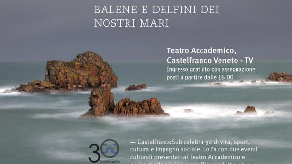 CastelfrancoSub celebra i suoi 30 anni con due eventi al Teatro Accademico