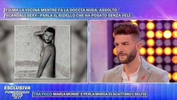 Lavora come bidello nella Marca il modello più sexy d'Italia