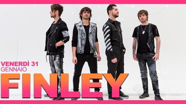 I Finley tornano in concerto all'Home Rock Bar