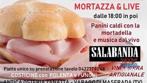 Mortazza & Live