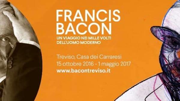 Paolo Crepet e Francis Bacon - I mille volti dell'uomo moderno