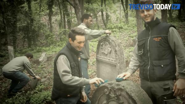 Alla scoperta del cimitero storico ebraico di Conegliano