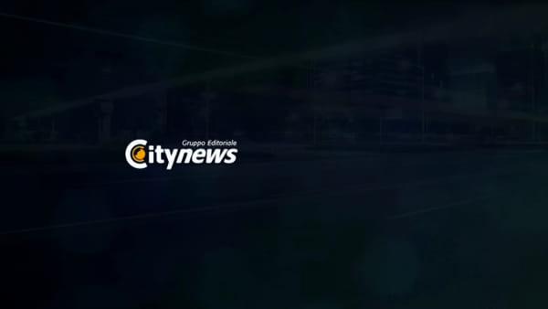 Taglio del nastro per il parco giochi di via Paludetti
