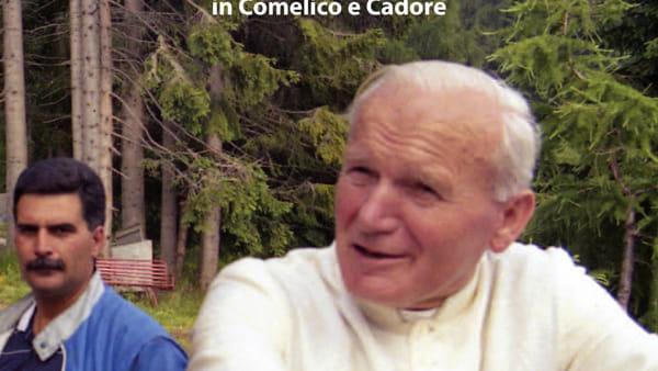 """""""A cena con Giovanni Paolo II"""""""