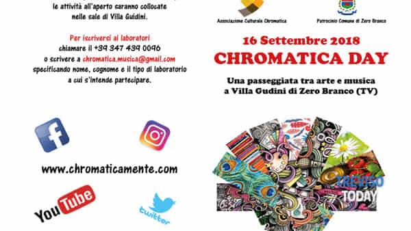 chromatica day: una passeggiata tra arte e musica a villa guidini di zero branco -2