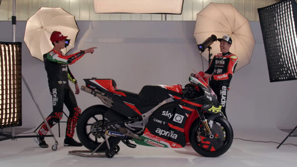 MotoGP, Came torna in sella nel campionato con Aprilia racing