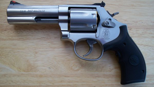 Una Smith & Wesson