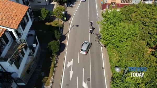 Droni per rilevare gli incidenti stradali, al via la sperimentazione