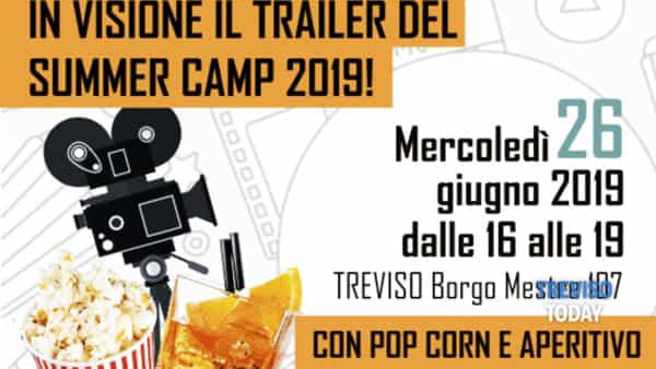 Summer Camp Sogno Numero2: ecco il trailer