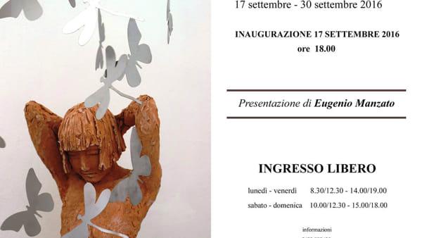 A Palazzo Giacomelli la personale della scultrice trevigiana Maria Cristina Barbon
