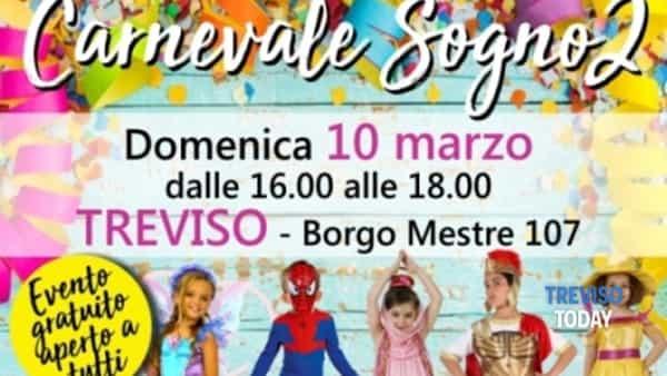 Carnevale Sogno 2 - festa di Carnevale per grandi e piccini!
