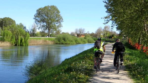 Alla scoperta di Treviso e del Sile in bicicletta