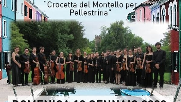 Acqua alta, a Crocetta del Montello un concerto sinfonico per aiutare Pellestrina