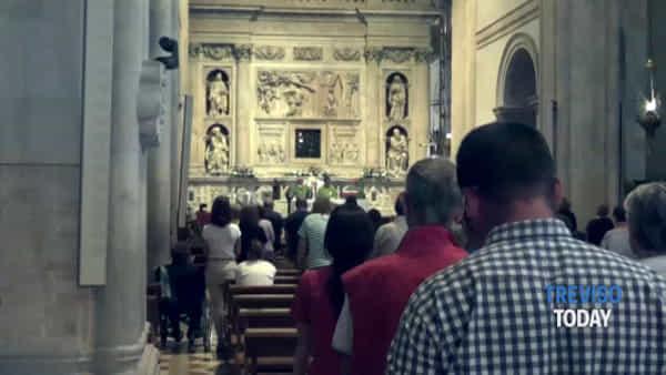 Basilica Loreto, è trevigiana l'ingegneria di ponteggio che ha consentito il restauro