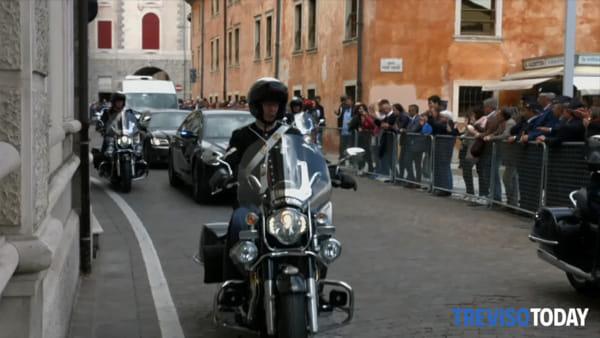 Vittorio Veneto in festa: 25 Aprile con il presidente Mattarella