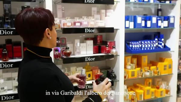 Natale a Valdobbiadene: addobbi coordinati, tanti eventi e un video di auguri dai commercianti del paese