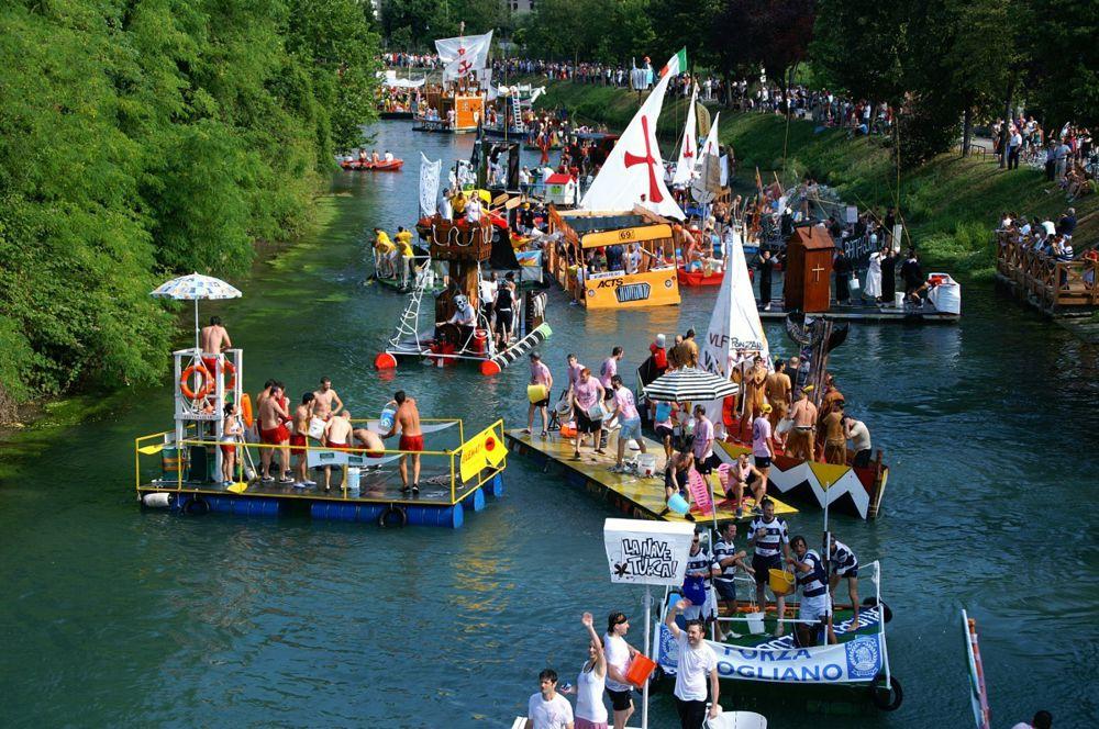 Festa dea Sardea a Silea dal 4 al 13 luglio 2014 Eventi a Treviso