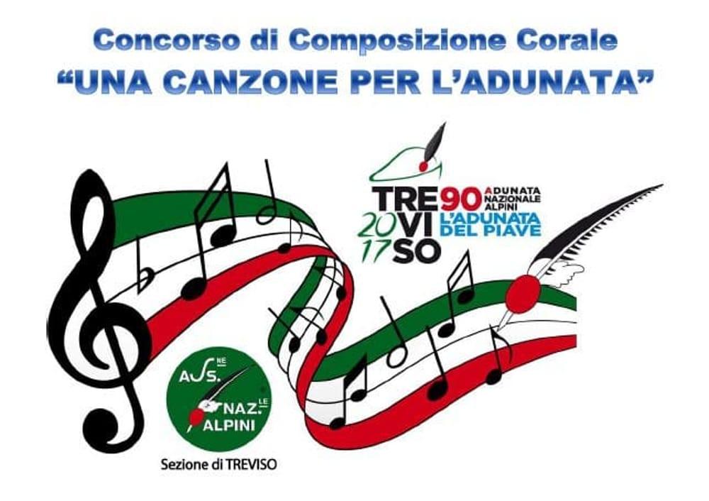 """Venerdì la premiazione del concorso """"Una canzone per l Adunata"""" con il Coro  dei Cori bc4112ddfd59"""