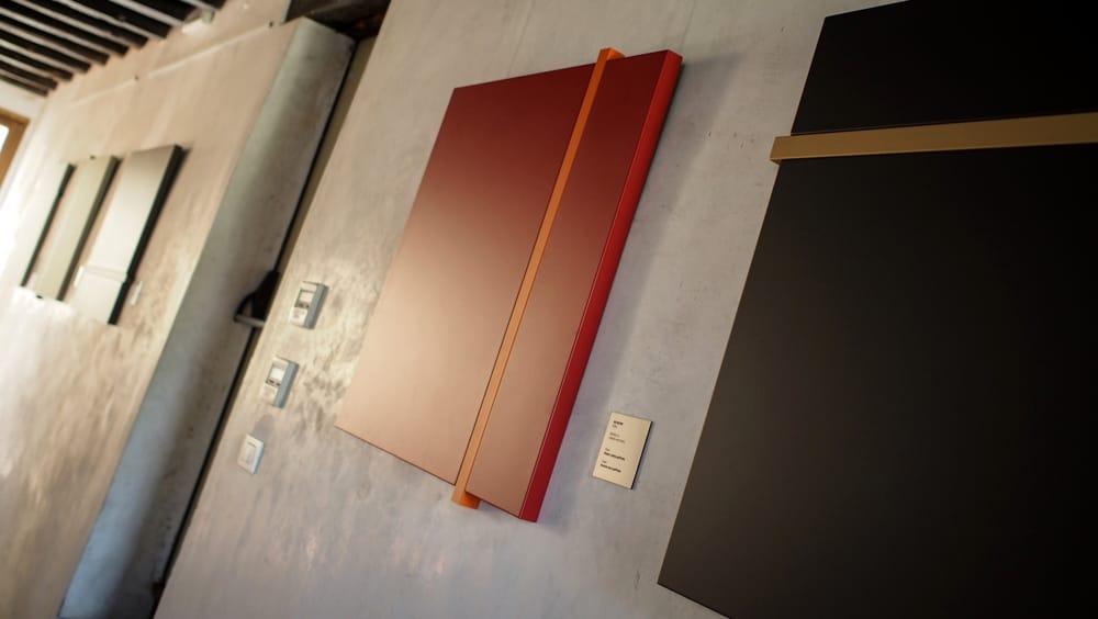 An exhibit of industrial art in mostra al Museo Casa Gaia Da Camino
