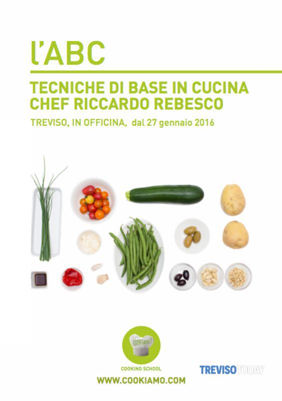 Corso Di Cucina Base A Treviso L Abc Con Chef Riccardo Rebesco Eventi A Treviso