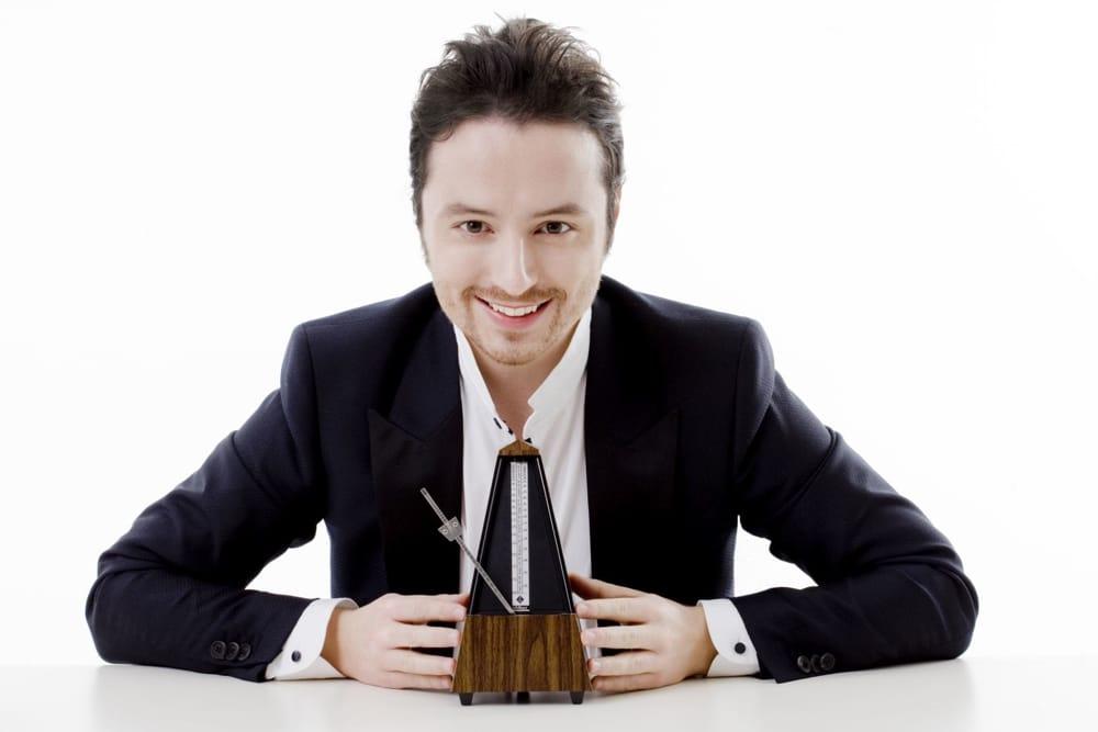 In foto: il tenore Matteo Macchioni
