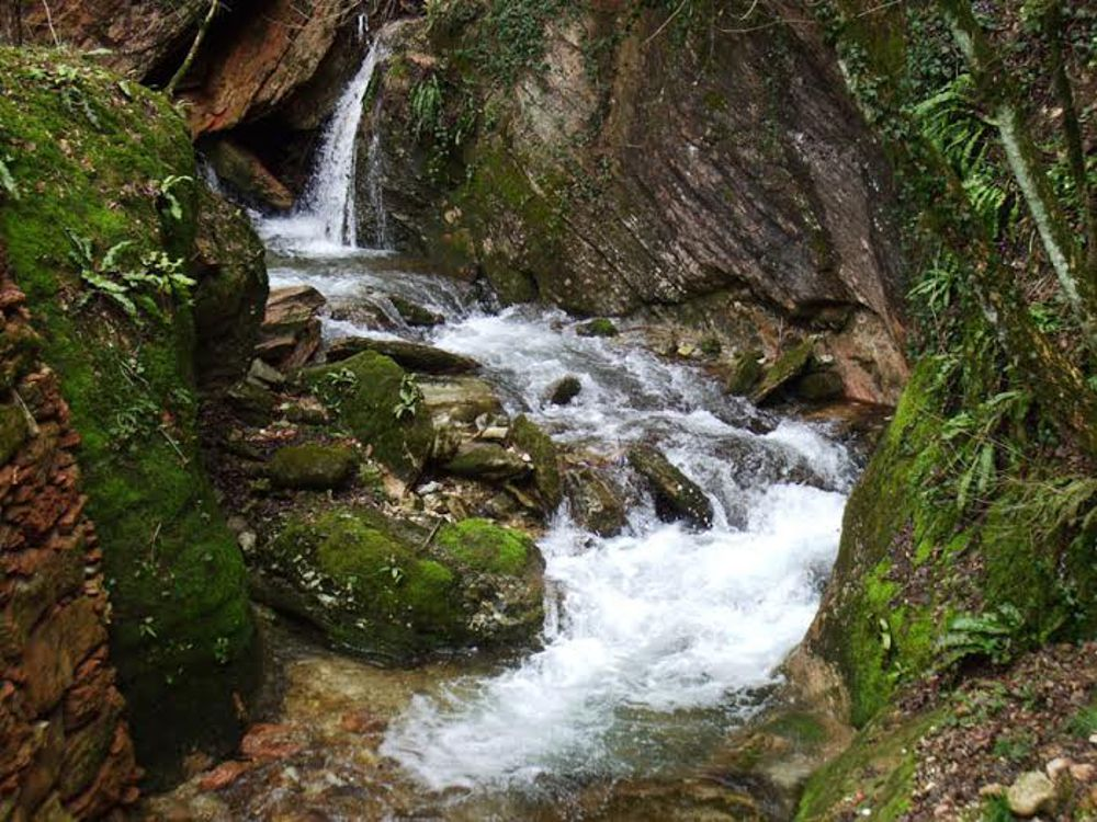 Il torrente Riù