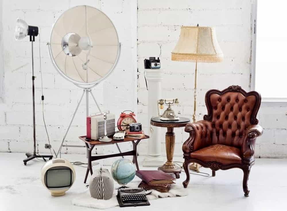 Arredamento Vintage Per Una Casa Dal Gusto Un Po Retrò