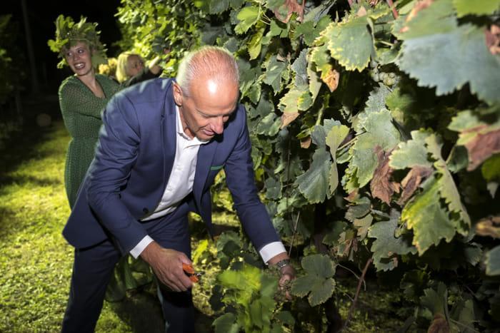 Assessore Regione Veneto Agricoltura Giuseppe Pan